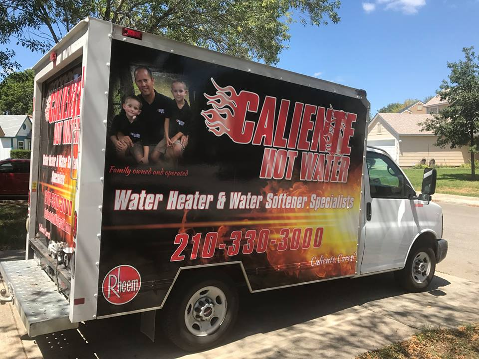 Call us today for excellent water heater & water softener services