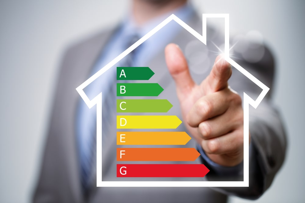 Home efficiency graph