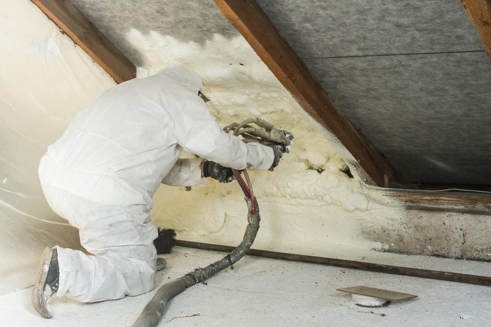 Spray Foam Insulation Boerne San Antonio and Boerne TX